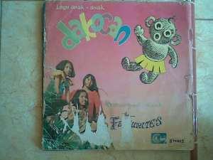 LP album Dakocan by Favourite group