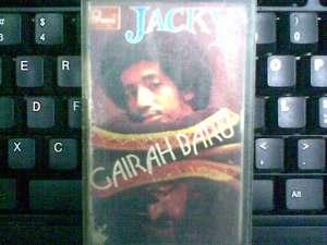 Jacky in album Gairah Baru (Purnama record)