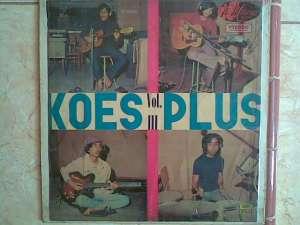 LP Koes Plus The Third Album