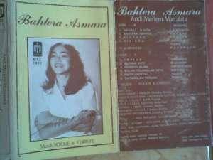Cassete Bahtera Asmara by Andi Meriem Mattalata (Musica, 1978)