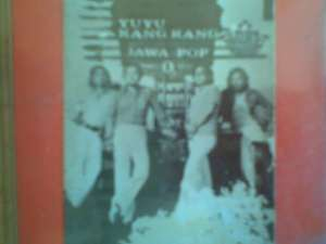 "Cassete Album Javanesse Pop of Favourite's Group, The First Album ""Yuyu Kangkang"""