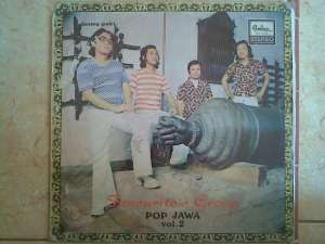 LP Album Javanesse Pop of Favourite's Group, The Second Album
